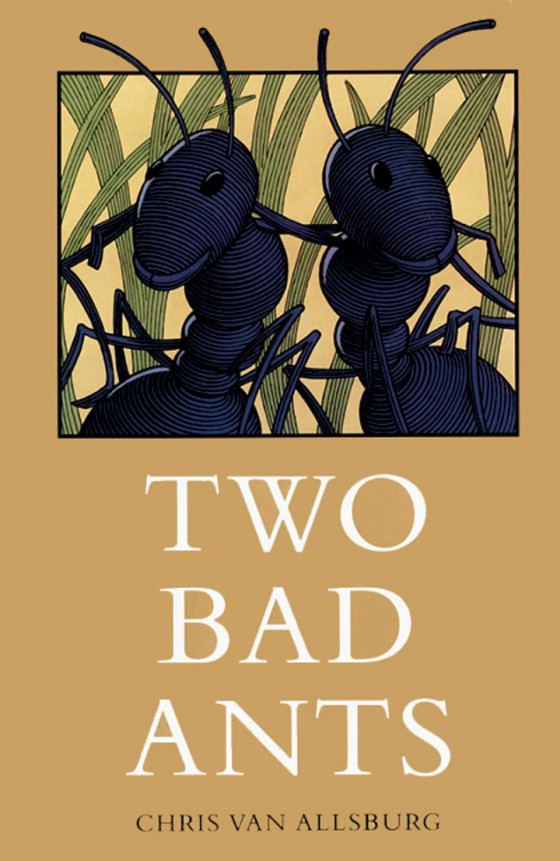 "the unique writing style of chris van allsburg Two bad ants has 2,697 ratings and 292 reviews ronyell said: ""two bad ants"" is a unique little book by chris van allsburg, author of ""jumanji"" about h."